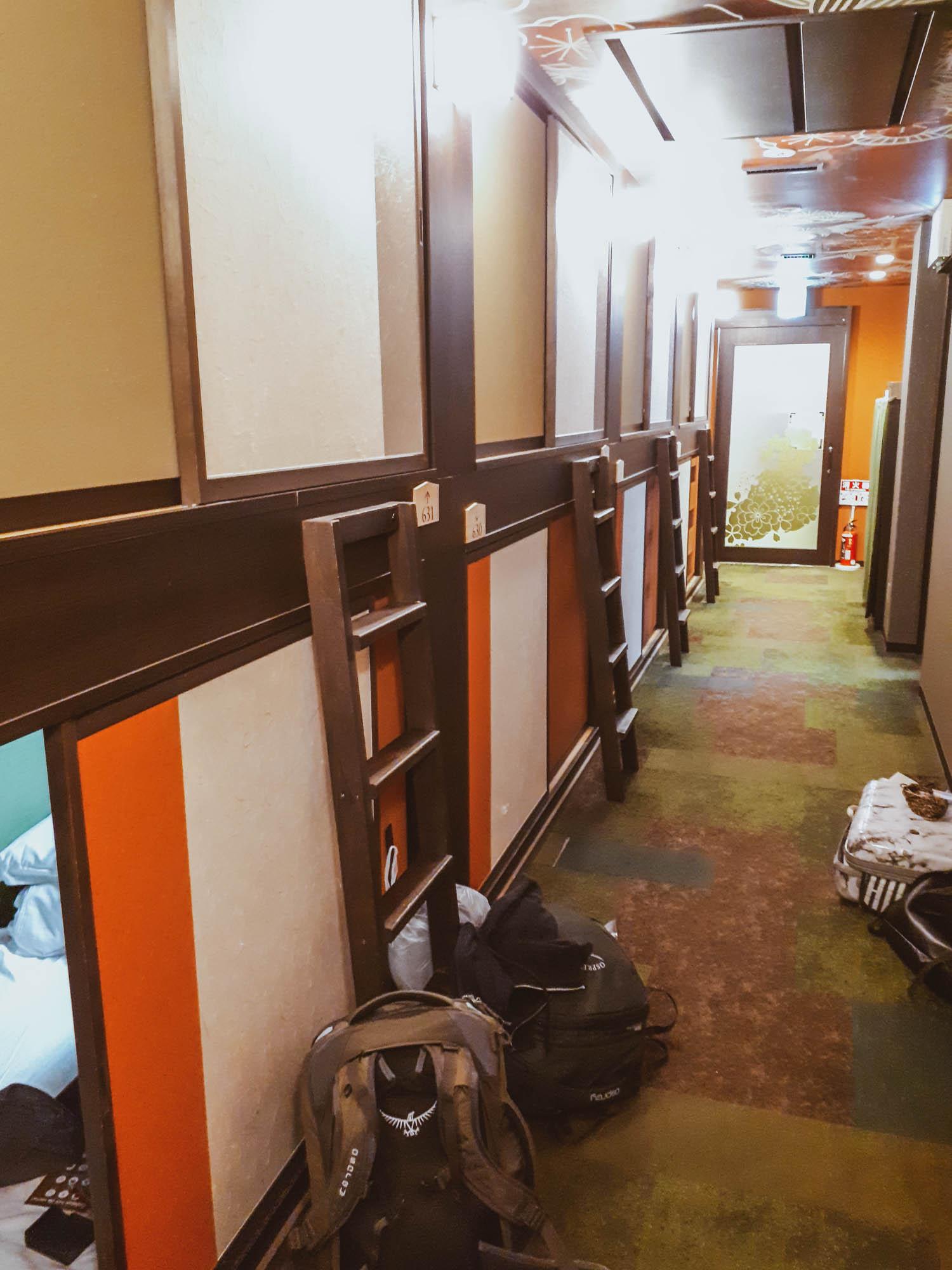 Cabine-spa-hotel-Kyoto