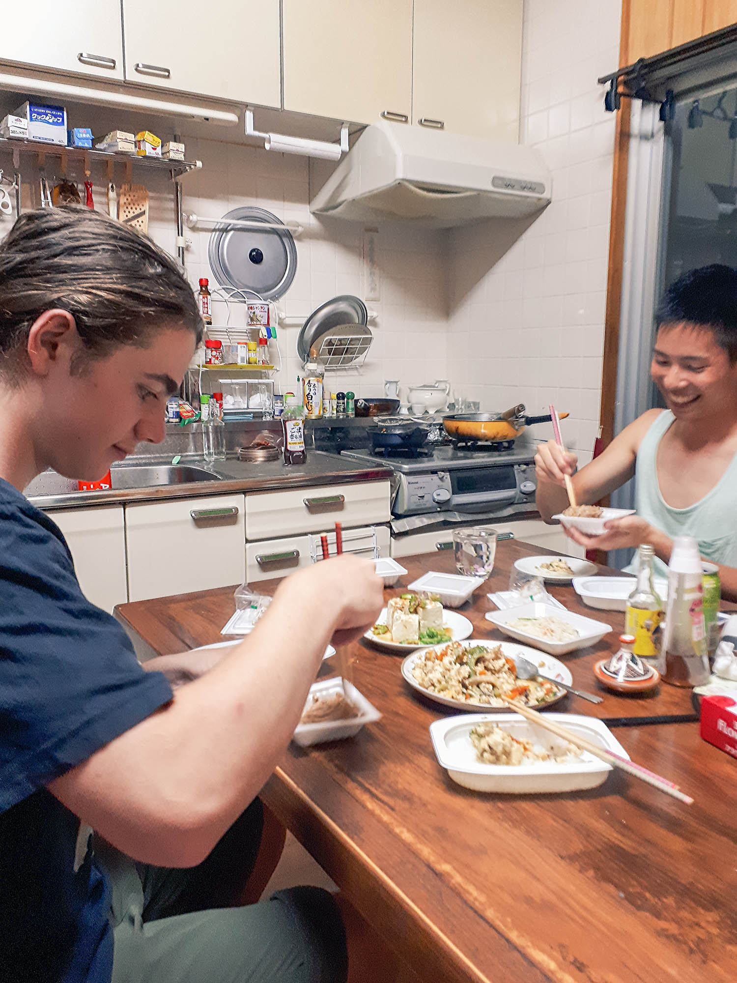 repas couchsurfing