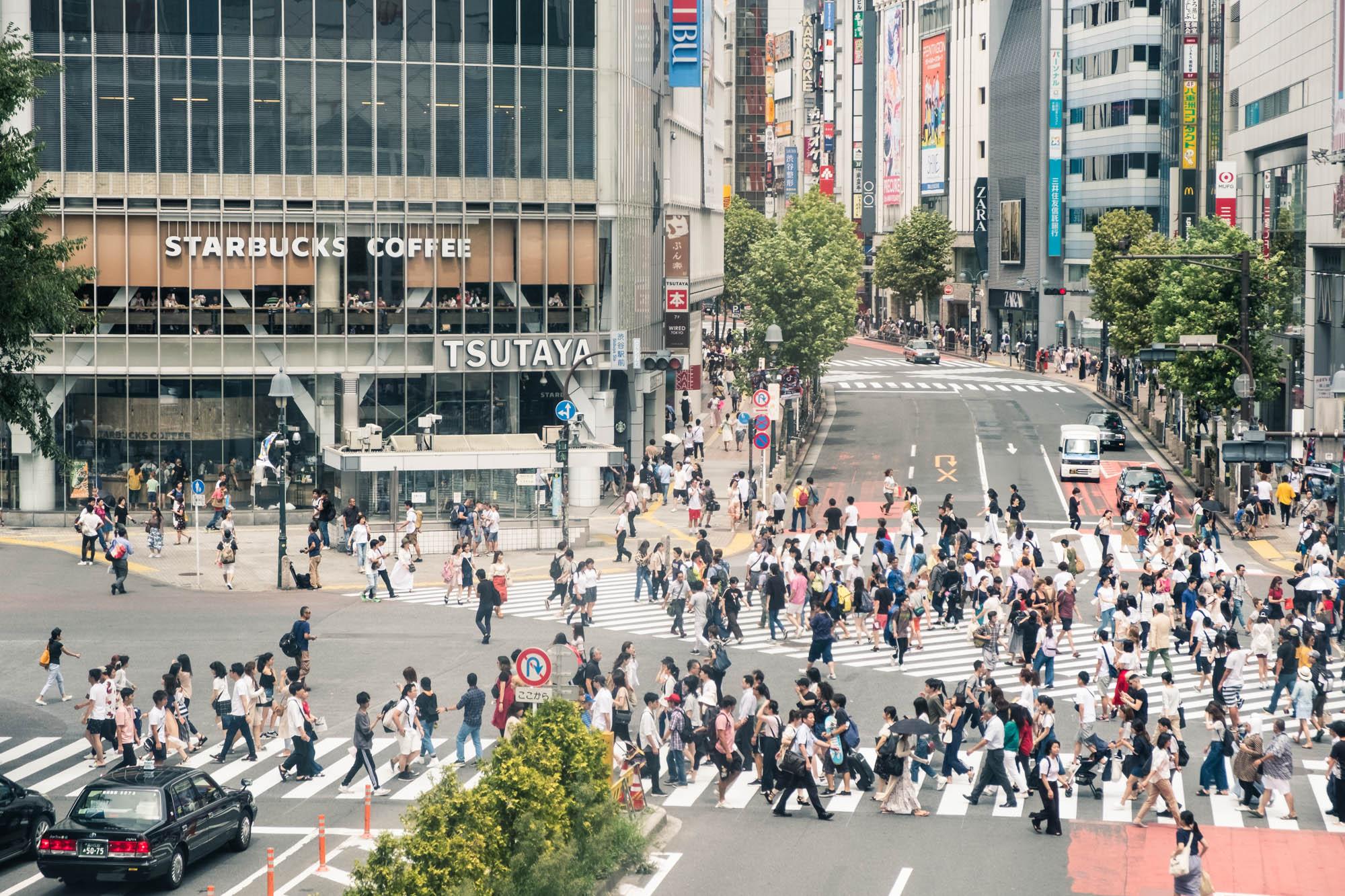 shibuya square
