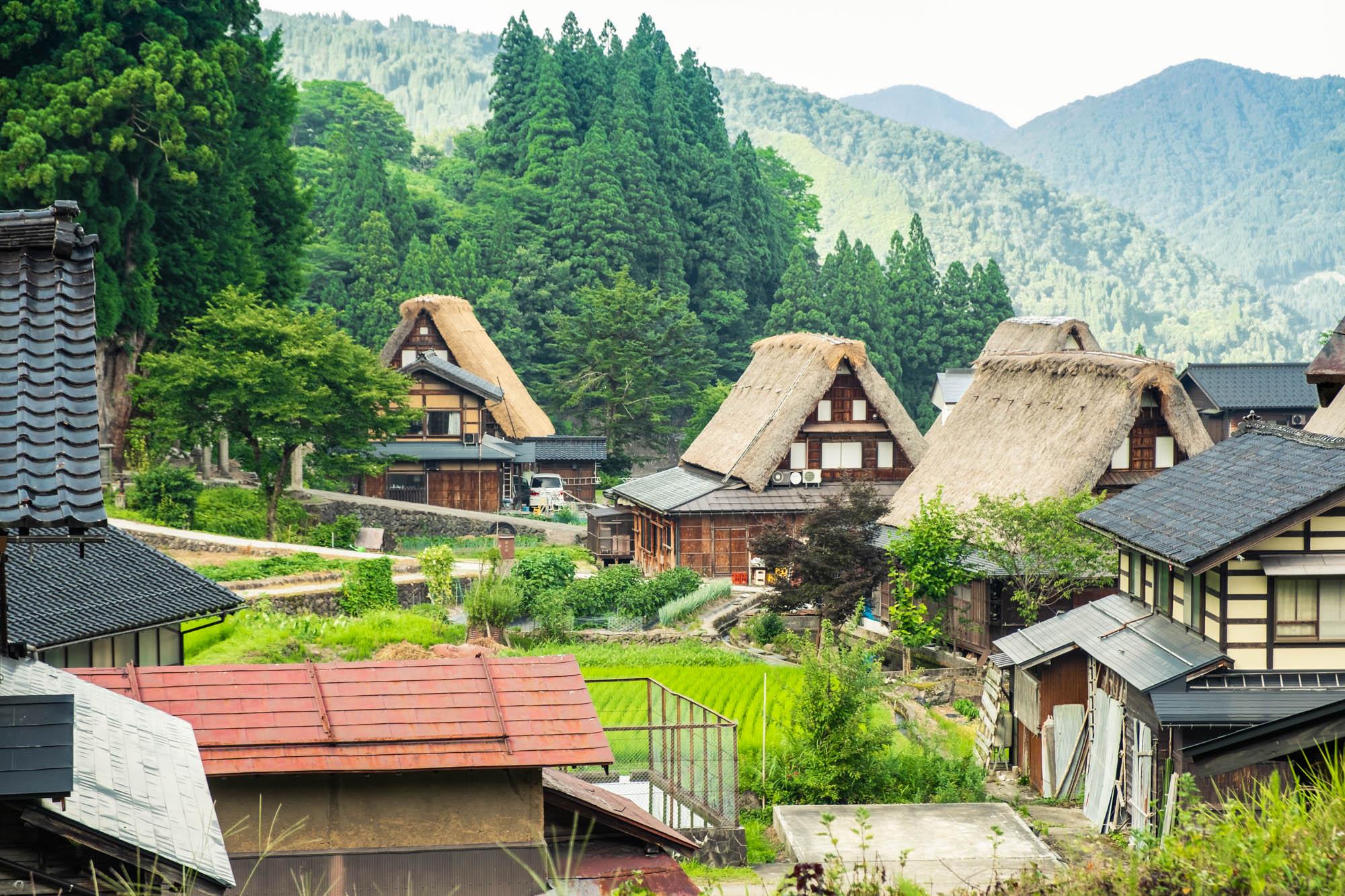 Village Gassho