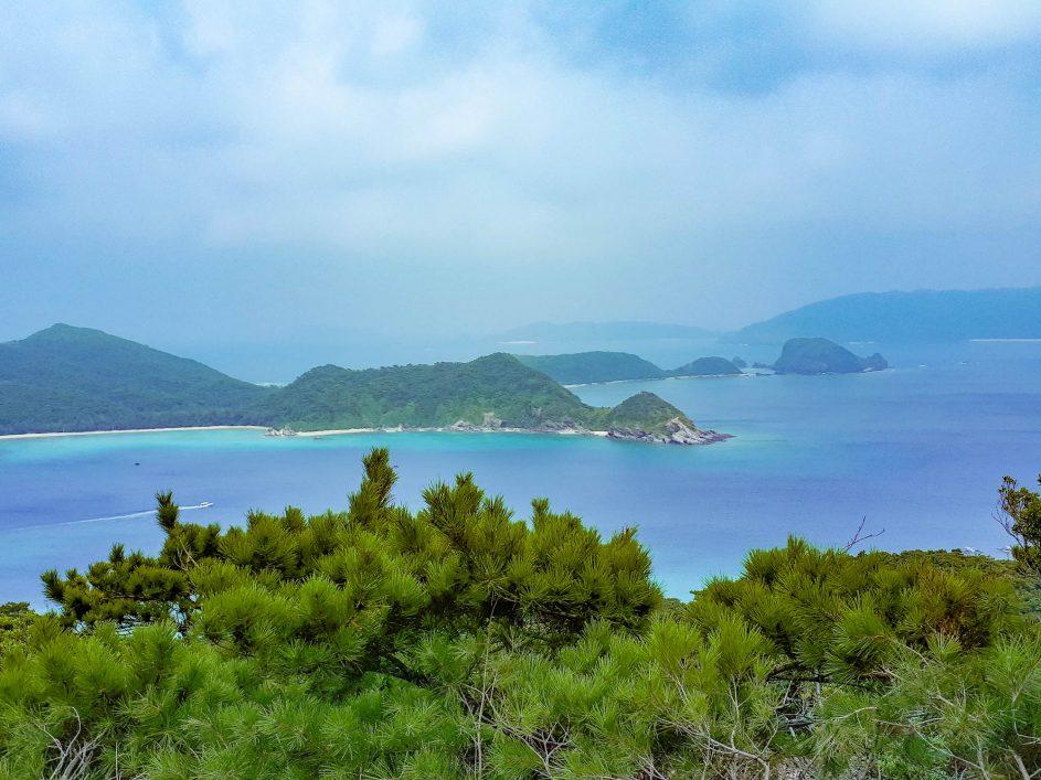 Zamami, une ile dans l'archipel d'Okinawa. Coeur de nomade au paradis