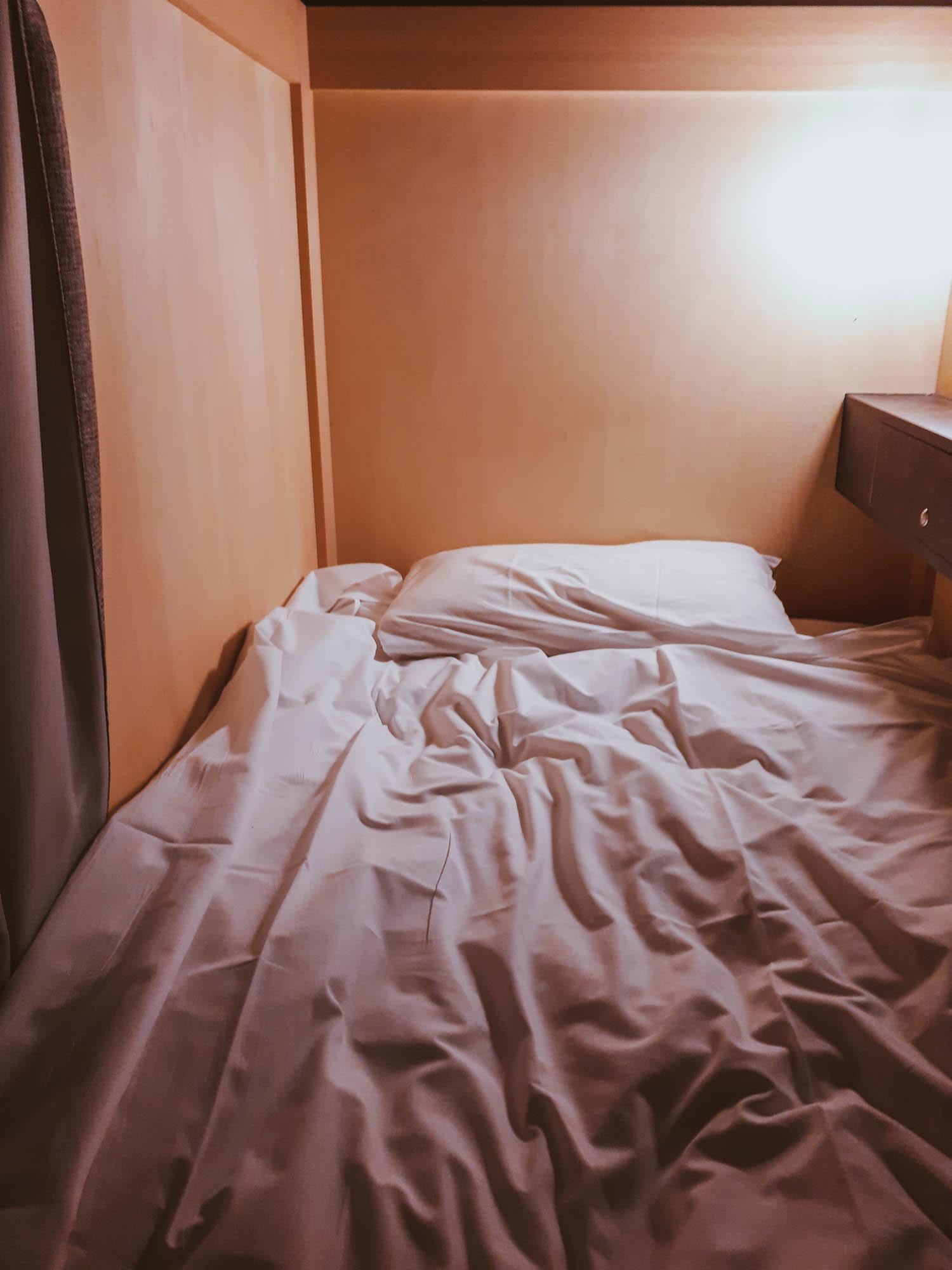 cabine hotel kyoto