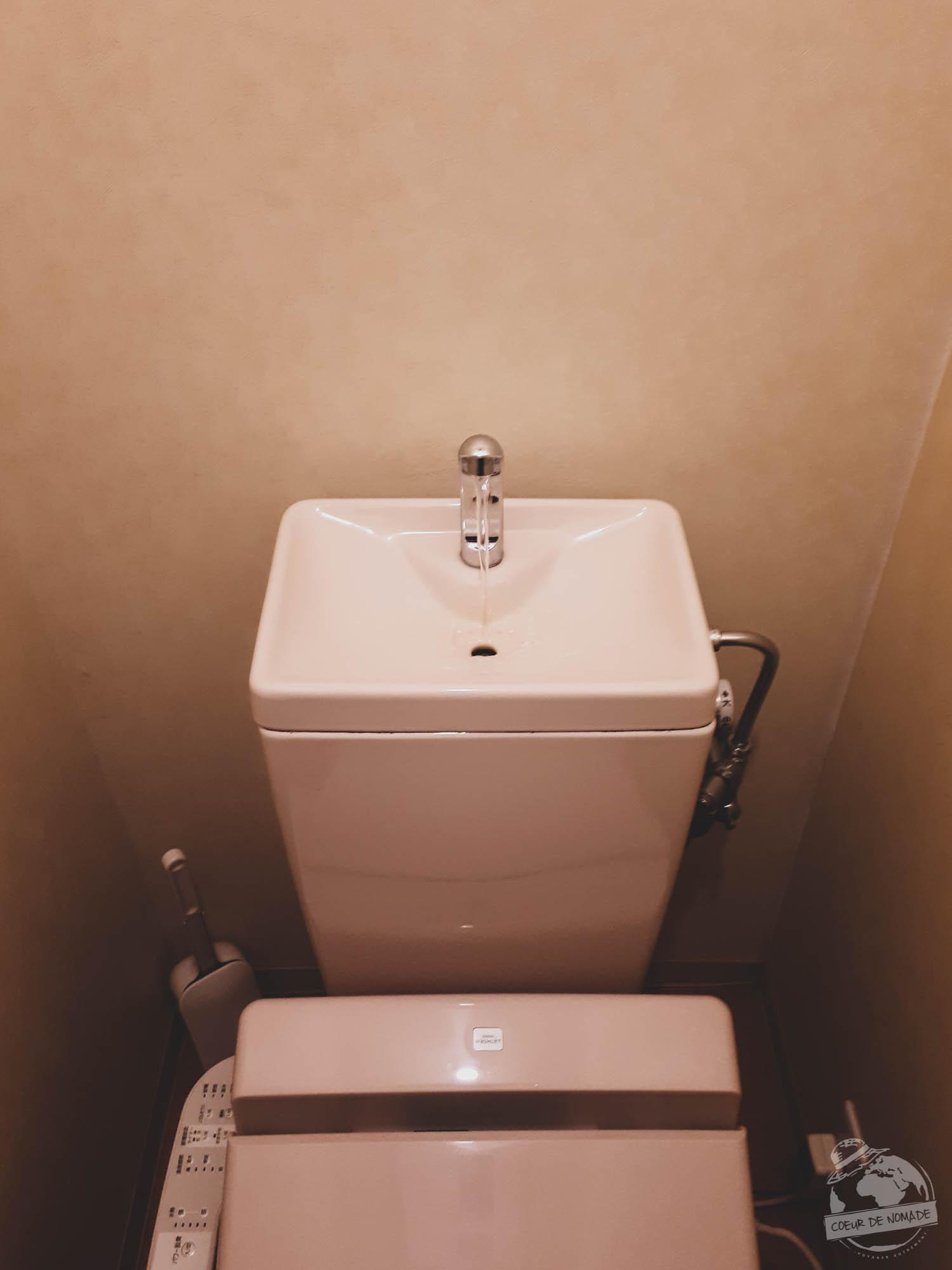 toilette 2 in 1
