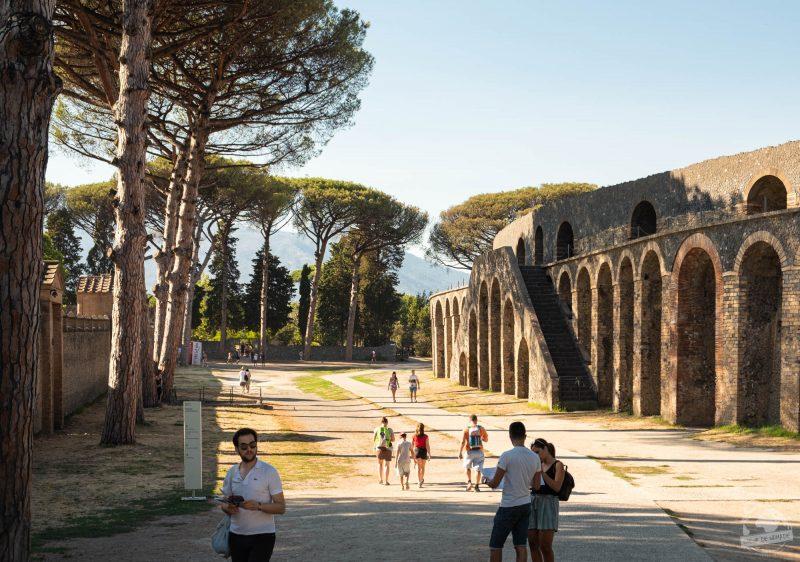 Colisée de Pompéi