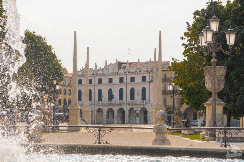 fontaine Ville Padovia