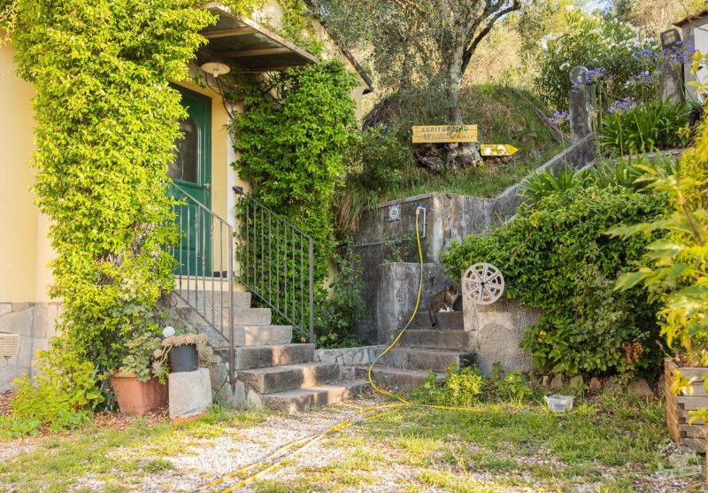 notre hébergement La Spezia