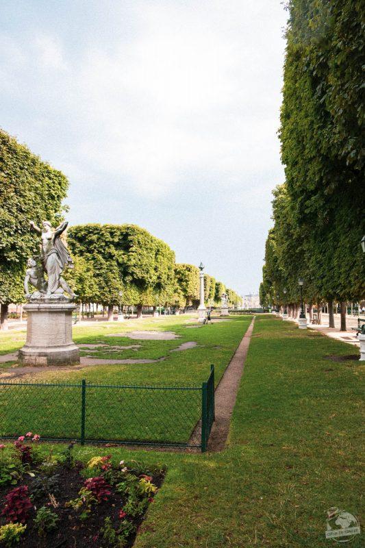 Jardins Luxemboug