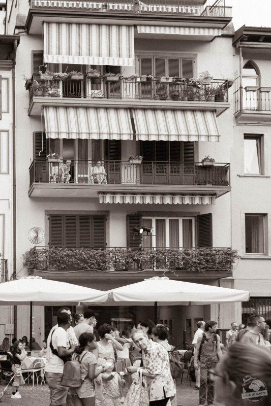 Une rue italienne
