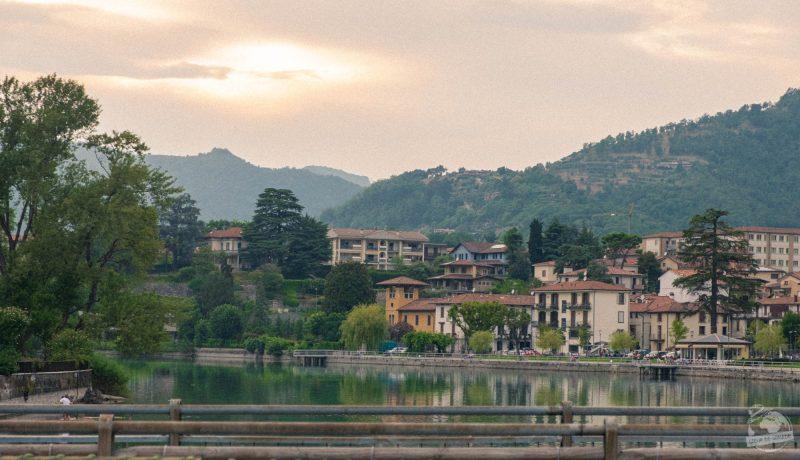 Une soirée à Brescia