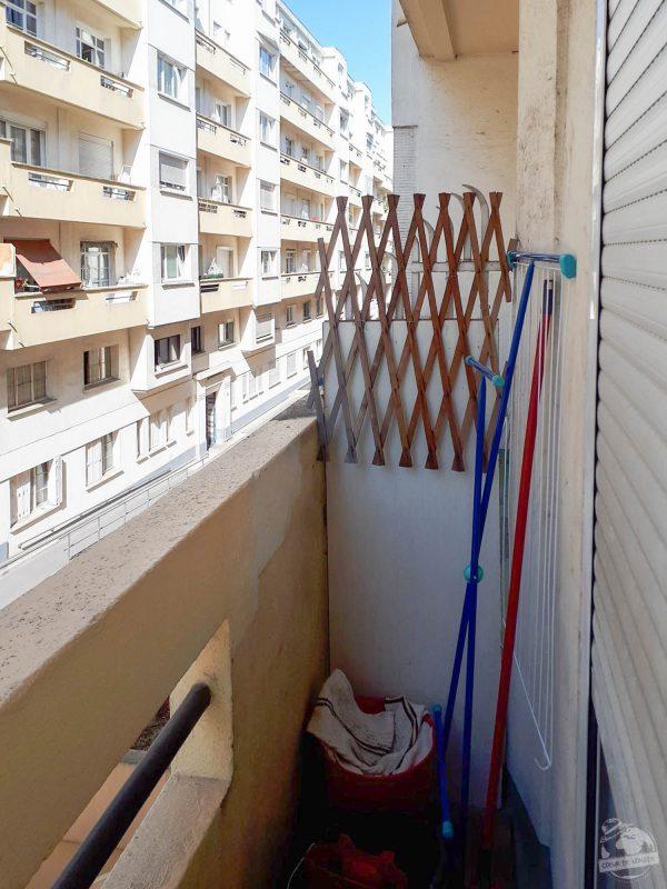 Montrouge Paris balcon