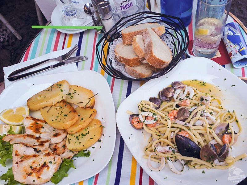 bouffe àa Capri