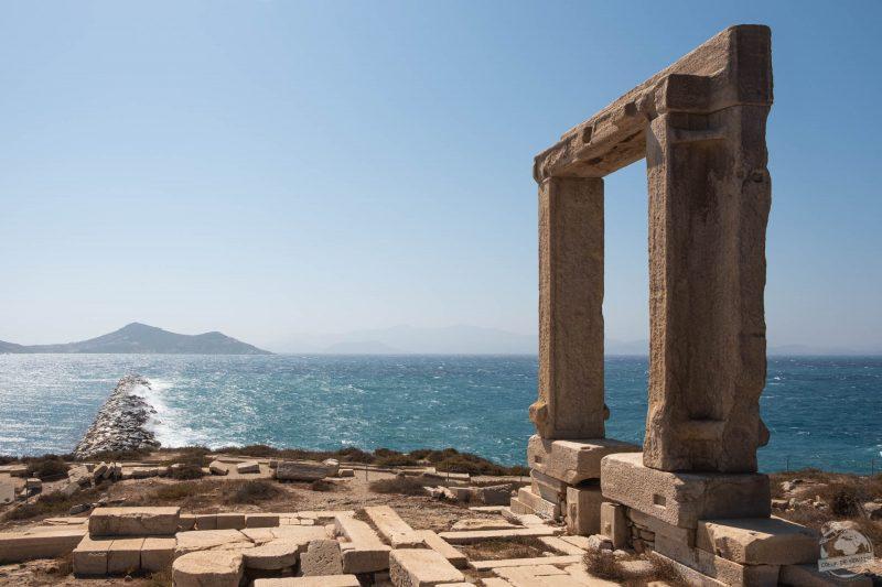 Porte d'Apollo, Naxos