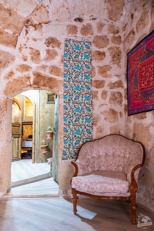 Cappadocia center cave hotel