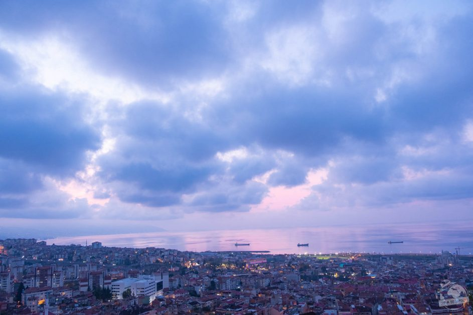Balade à Boztepe (Trabzon)