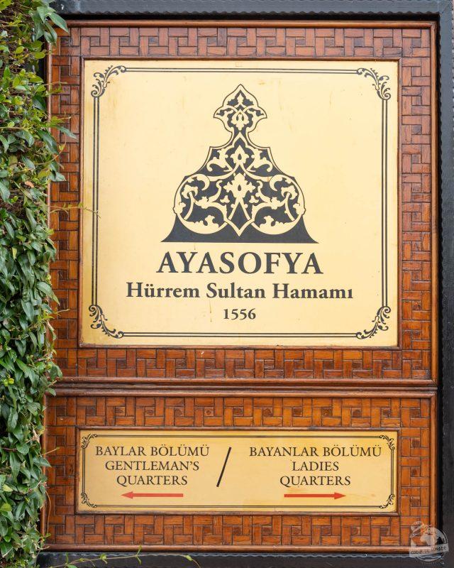 Hammam Ayasofya