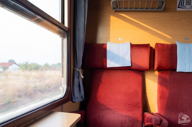 un autre train, de plovdiv à sofia