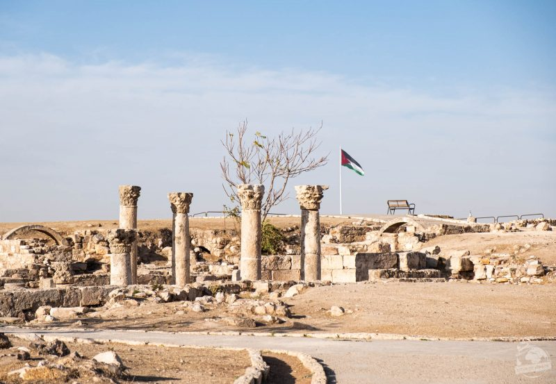La citadelle Amman