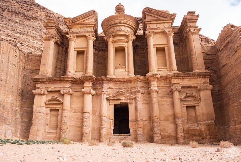 Le monastère Petra