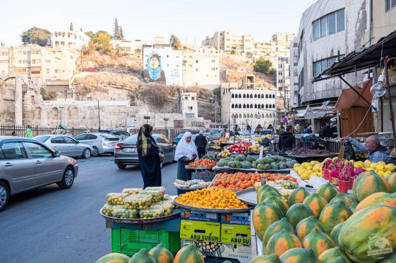 Marché de Amman