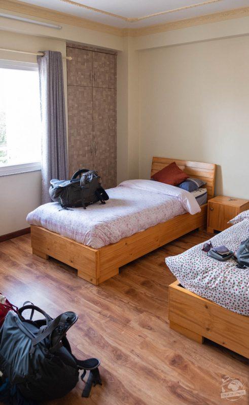 Hébergement Katmandou