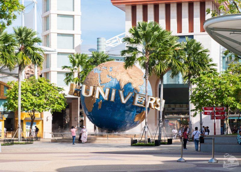 Sentosa Singapour