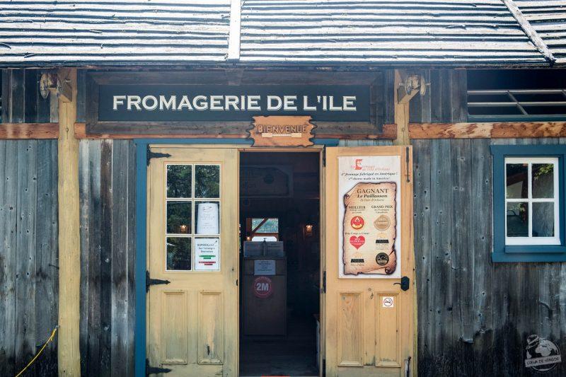 Île d'Orléans - Coeur de nomade