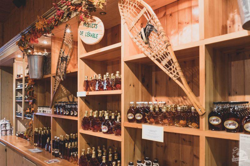 produits du terroir québécois Île d'Orléans